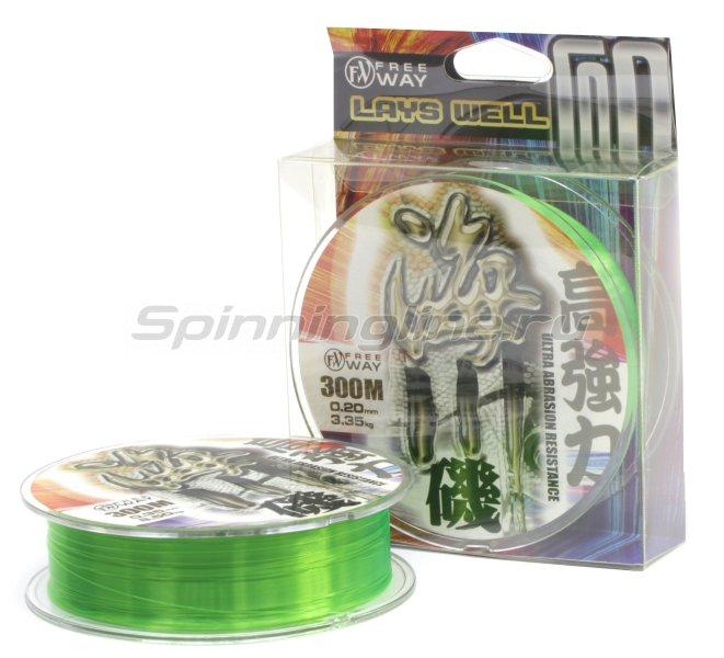 Леска Haichuan Green 150м 0,22мм -  1
