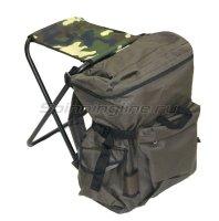 Рюкзак со стулом Кедр STS-04 складной средний