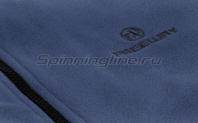 Жилет Freeway флисовый RF-AV06 S темно-синий -  3