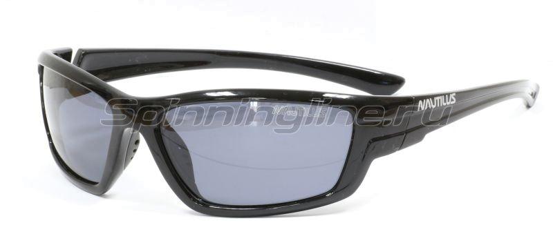 Очки Nautilus N8405 PL green grey -  1