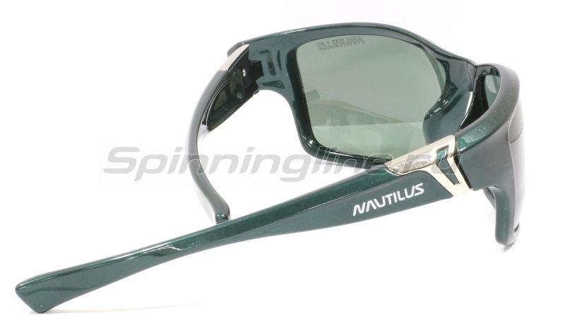 Очки Nautilus N8305 PL green grey -  3