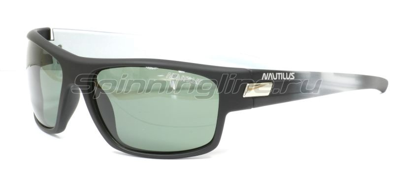 Очки Nautilus N8205 PL green grey -  1