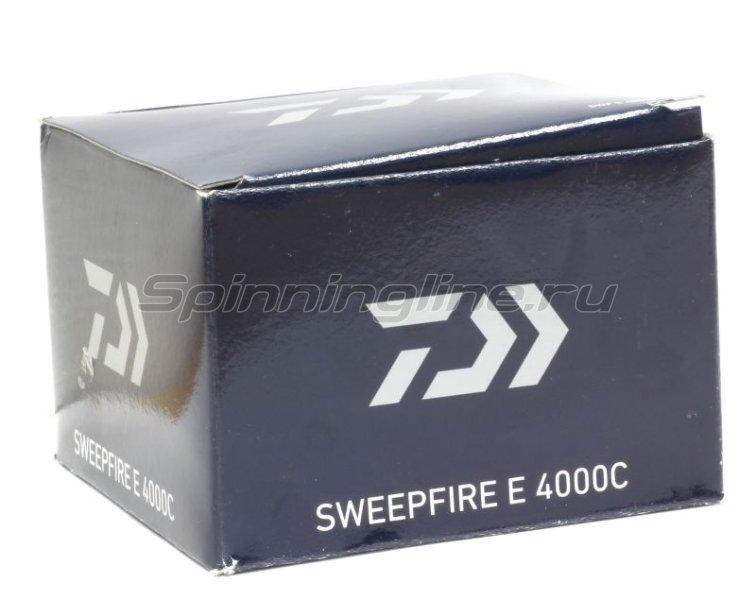 Катушка Daiwa Sweepfire E 4000С -  6