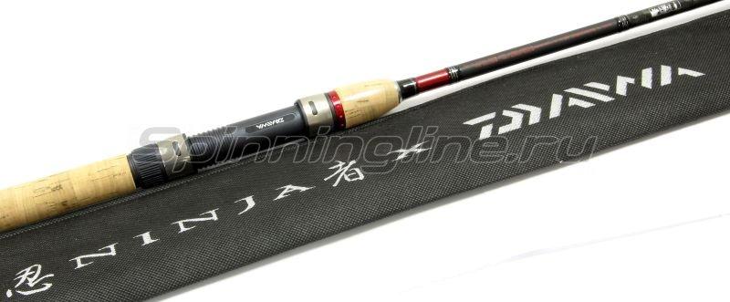Спиннинг Ninja Jigger 240 8-35гр -  7
