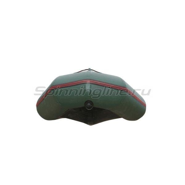 Лодка ПВХ Тайга-320 Киль зеленый -  4