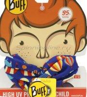 Бандана Buff High UV Protection Child Circus Royal Blue