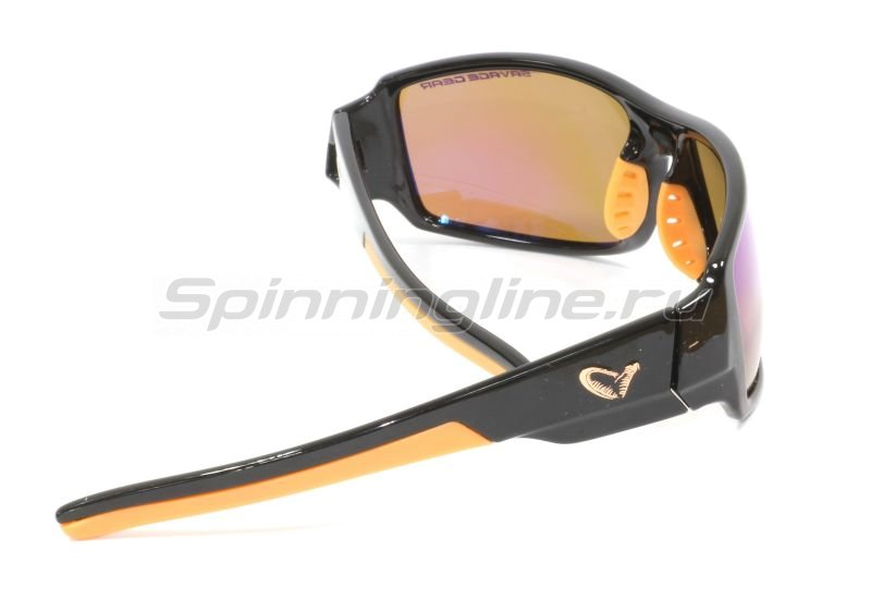 Очки Savage Gear Eyes Polarized Sunglasses - Amber -  3