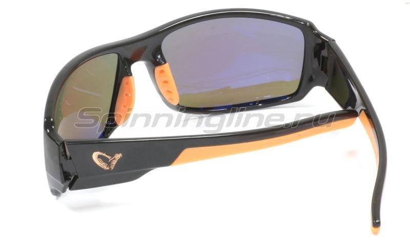 Очки Eyes Polarized Sunglasses - Dark Grey -  2