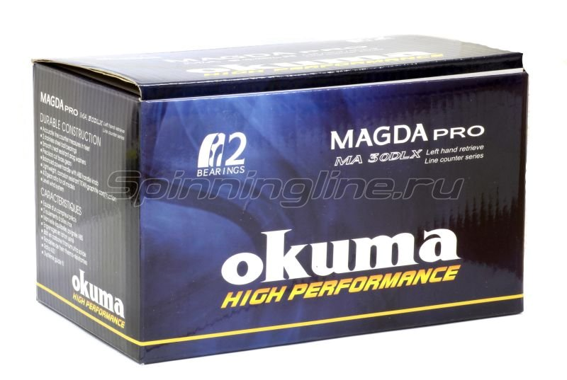 Катушка Magda Pro 30DLX -  4