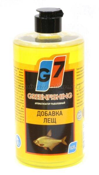 Добавка Greenfishing Лещ 700мл -  1