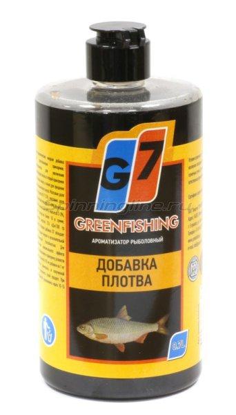 Добавка Greenfishing Плотва 700мл -  1