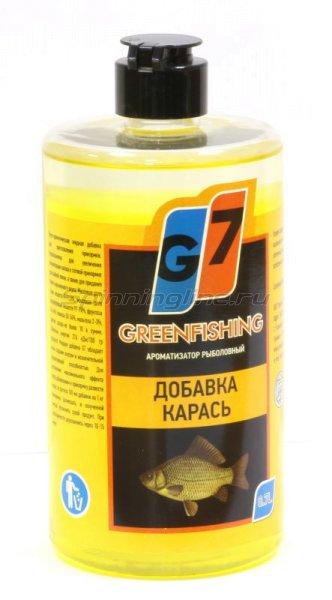 Добавка Greenfishing Карась 700мл -  1