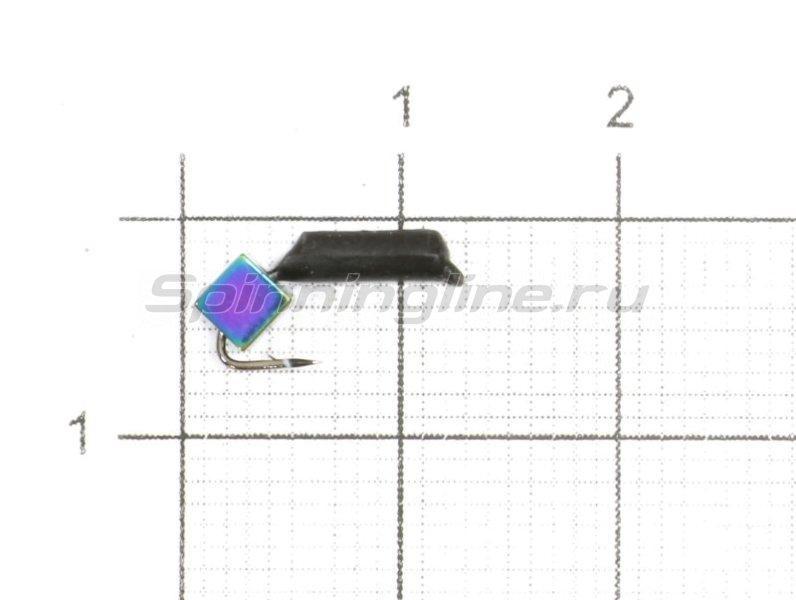 Мормышка Гвоздекубик d1.5 0,43гр хамелеон -  1