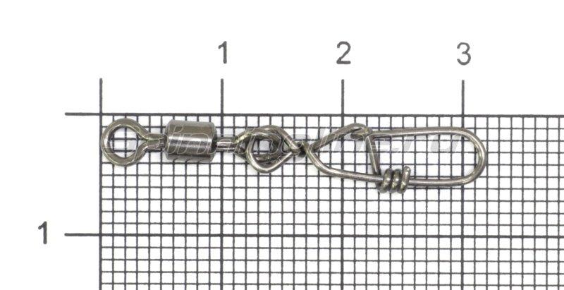 Вертлюг с карабином ST-3013-04 -  1