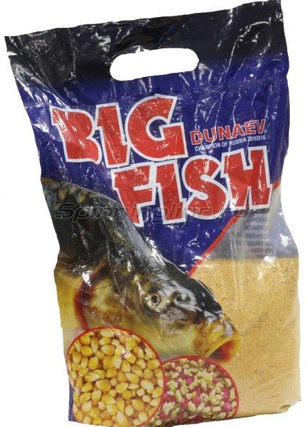 Прикормка Dunaev BigFish -  1
