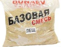 Прикормка Dunaev Базовая смесь Лещ