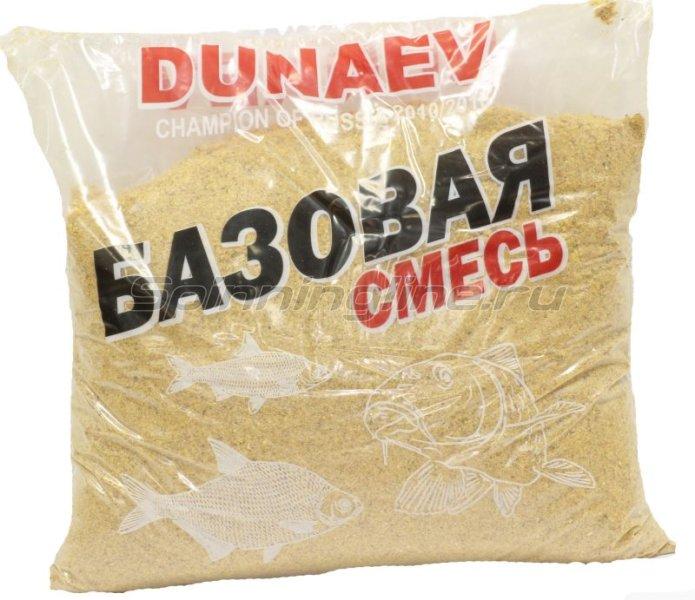 Прикормка Dunaev Базовая смесь Универсальная -  1