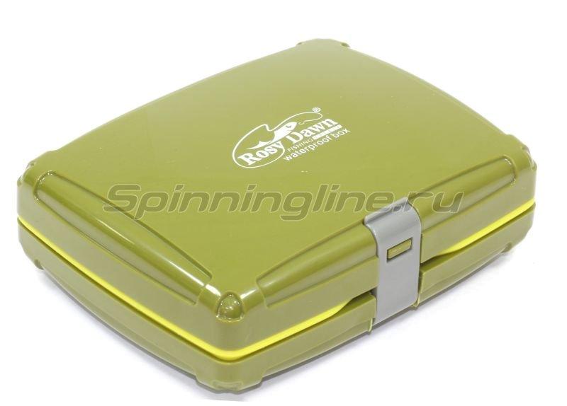Коробка Rosy Dawn тип 6 зеленая -  1
