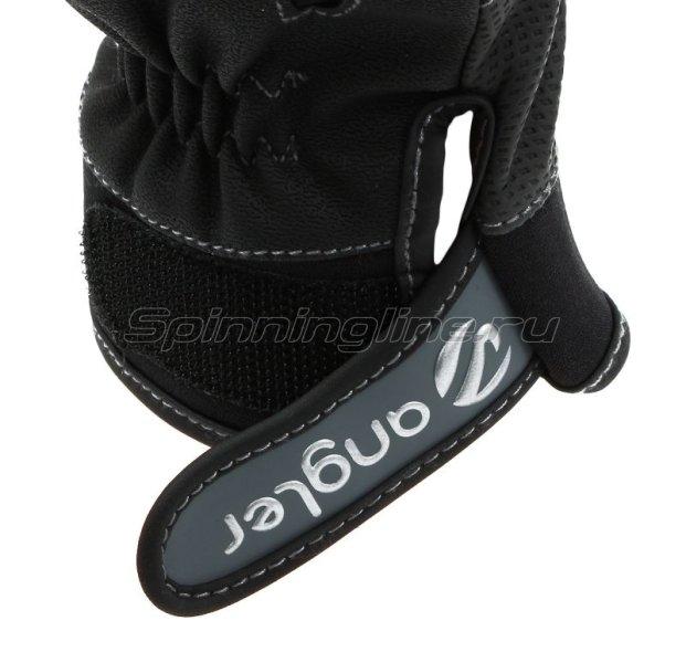 Перчатки Angler PU Leather A-010-XXL -  3