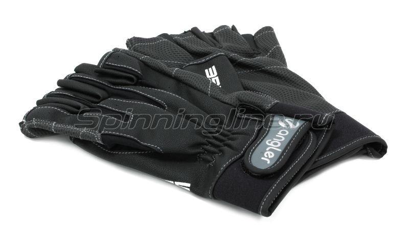 Перчатки Angler PU Leather A-010-XXL -  4
