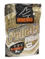Пеллетс прикормочный PMBaits Pellets Big Pack Honey 14мм
