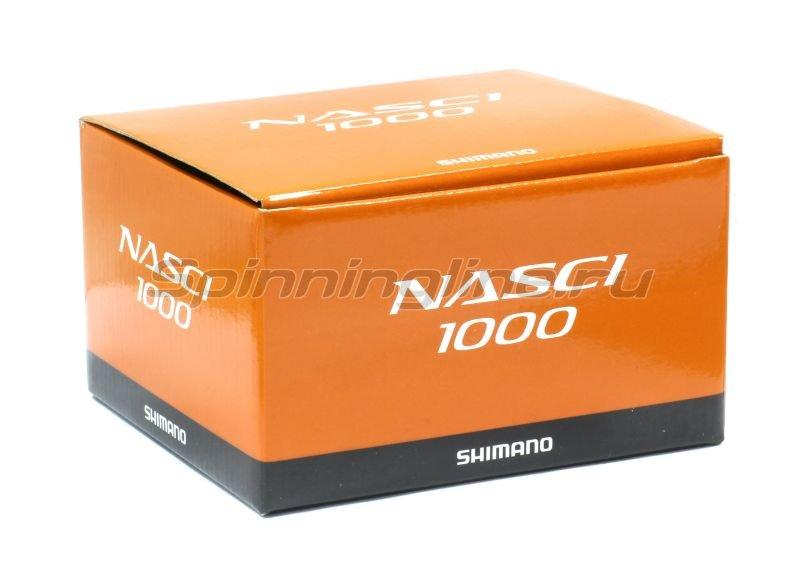 Катушка Shimano Nasci 16 1000 -  6