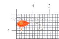 Полимер Nord Water's капля отверстие 38314 УФ оранжевый
