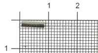Обжимные трубочки EcoPro 601 2,0мм