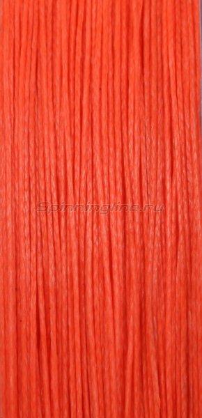 Шнур PE Spider x8 135м 0,13мм orange -  3