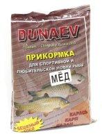 Прикормка Dunaev 0.9кг Карп Мед