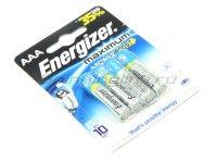 Батарейки Energizer Maximum LR03/E92 AAA 4шт