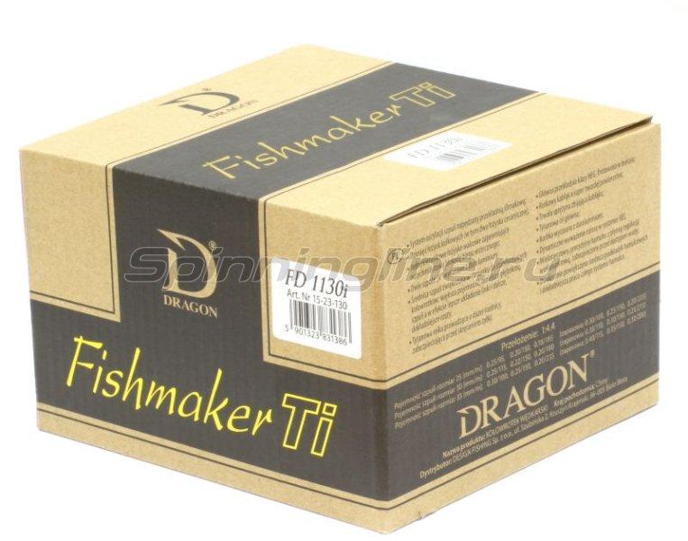 Dragon - Катушка Fishmaker Ti FD1130i - фотография 8