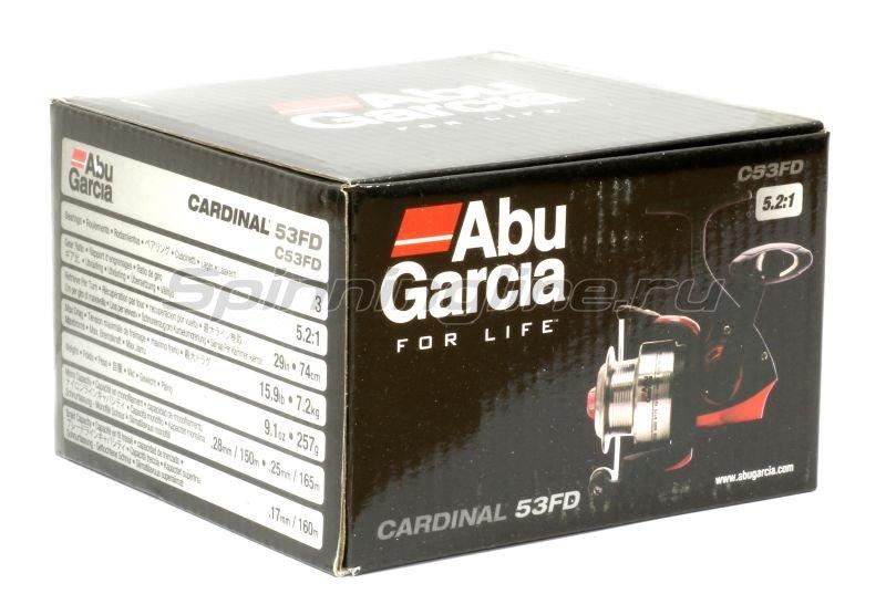 Катушка Abu Garcia Cardinal 54FD -  6