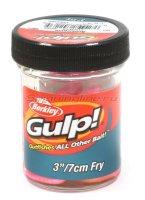 Приманка Berkley Gulp Fry 75 Bubble Gum