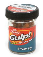 Приманка Berkley Gulp Fry 75 Natural