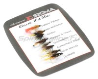 Набор мушек Shakespeare Sigma Fly Selection 2 Classic Wet Flies
