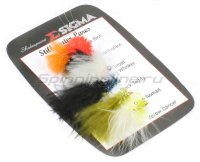 Набор мушек Shakespeare Sigma Fly Selection 5 Still-Water Lures