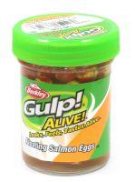 Мягкие приманки Berkley Gulp Alive Floating Salmon Eggs