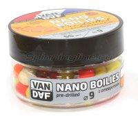 Нано Бойлы с отверстием Van Daf Кукуруза 9мм