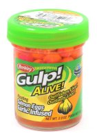Приманка Gulp Alive Garlic Salmon Eggs SHBTBLST
