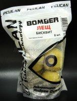 Прикормка Pelican Bomber Лещ бисквит