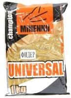 Прикормка Universal фидер