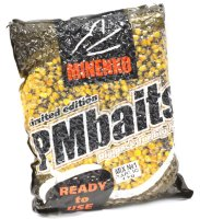 Зерновая прикормка PMBaits Ready to use Mix №1 Garlic