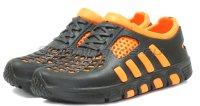 Кроссовки WoodLine ЭВА 110 40-41 черно-оранжевые