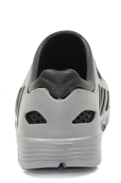 Кроссовки WoodLine ЭВА 110 38-39 серо-черные - фотография 4