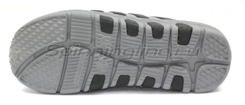 Кроссовки WoodLine ЭВА 110 38-39 серо-черные - фотография 5