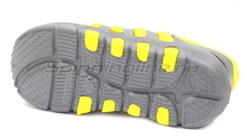 Кроссовки WoodLine ЭВА 110 38-39 серо-желтые -  5