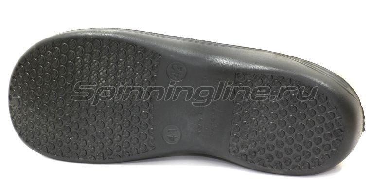 Сабо WoodLine ЭВА утепленные 210У 41-42 черные - фотография 5