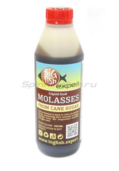 Меласса Big Fish Expert Molasses Cane Sugar 500мл -  1