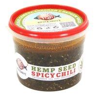 Конопляное семя Big Fish Expert Hemp Seed Spicy Chili 350гр